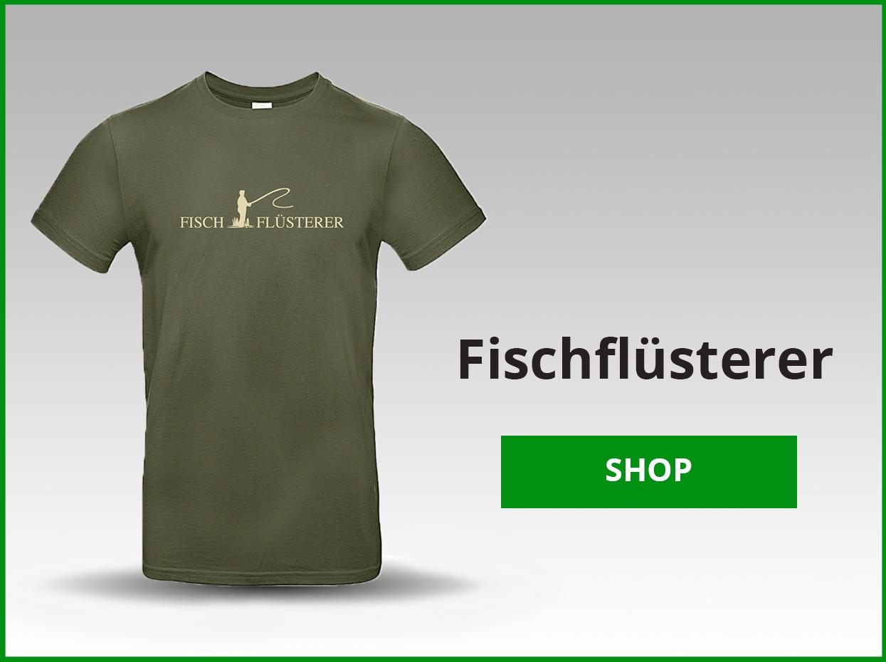 Textildruck Fischflüsterer Shop