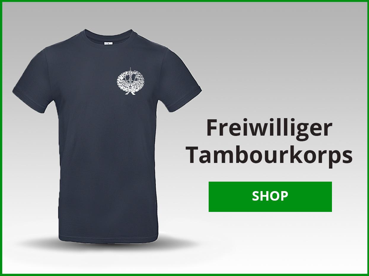 Textildruck Tambourkorps Shop